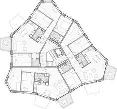 Die 98 Besten Bilder Von Grundrisse Floor Plans Architects Und
