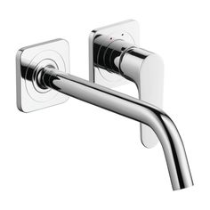Axor Citterio M Wall-Mounted Single-Handle Faucet Trim.. would need to be cut down. Feasibility to be determined
