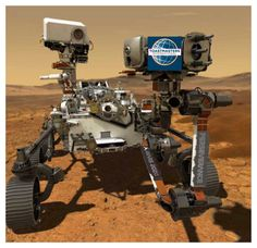 "Thesaurus Thursday - It takes ""Perseverance"" to be a Mars rover, or to earn a DTM in #Toastmasters (def) continued effort to do or achieve something despite difficulties, failure, or opposition #d6tm #rochester_mn #rochestermnchamber #minnesotas_rochester #becauserochester #dmcmn Star Fox, Cosmos, Mars Probe, Nasa Engineer, Curiosity Rover, Mission To Mars, Red Planet, Life On Mars, Carl Sagan"