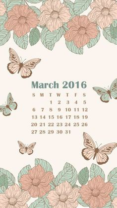 Wallpaper iPhone March 2016