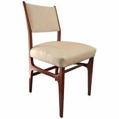 Rare Set of 12 Chairs by Gio Ponti