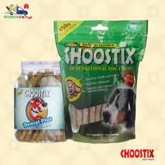 Shop Online for #Choostix #Nutritional #Chews at Best Price on Kiraanastore.com. Ships Fast. Pay COD. Buy Now !!