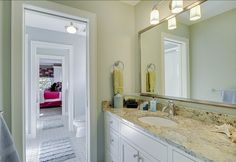 101 best shared bath with double sinks and separate toilet - Jack and jill sinks ...