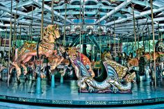 carousel art pictures | NYCDailyDeals -- What's Free And Cheap In New York City Today: April ...