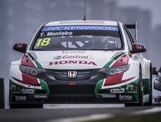 Honda Civic WTCC '2014–н.в.