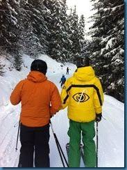 Les aveugles n'ont accès à rien, pas sur !: Championnat Suisse de ski handicap Canada Goose Jackets, Winter Jackets, Switzerland, Winter Coats