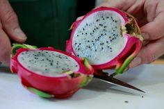 When is it ripe? Dragon Fruit