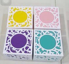 Acrylic gifts box