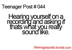 Lol so true Teenager Post 1, Teenager Quotes, Teen Quotes, Post Quotes, Life Quotes, Funny Quotes, Happy Quotes, Funny Memes, Hilarious