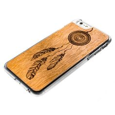 iPhone 6 Plus wood case
