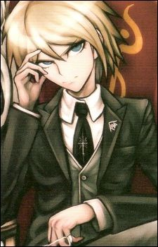 Byakuya Togami - This guy is kinda an asshole... yet he worked his way into my good books and I have to admit, his surprise when you prove him wrong is soooooo much fun! :P