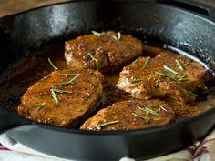 Cider Dijon Pork Chops – 12 Tomatoes