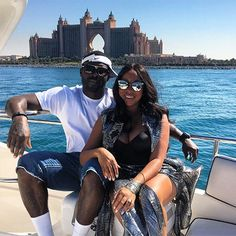 Michael Vick And Wife Kijafa Have Been Together Forever Remained Solid As A Rock Throughout