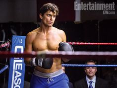 Aug. 30: Matt Bomer puts the gloves on (and takes his shirt off) in Sept. 11 episode of ''White Collar''