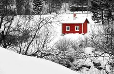 Winter Sauna by eswendel - Turku, Finland