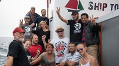 """Israel seizes Gaza-bound boat in """"act of piracy"""""""