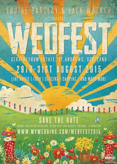 Wedfest Save the Date