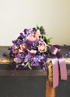 like the purple flowers