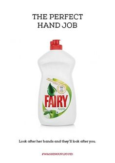 One Minute Brief: Advertise Washing Up Liquid