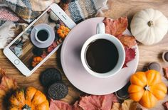 Why you should be excited for the fall Fall Is Coming, Ceramic Houses, Tea Benefits, Halloween Items, Laptop Wallpaper, Warm Sweaters, A Pumpkin, Fall Looks, Soy Candles