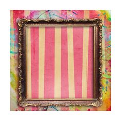 Mode_De_Paris_PinkLotty_p (9).jpg ❤ liked on Polyvore featuring backgrounds, frame, borders and picture frame