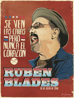 Funny Spanish Memes, Spanish Humor, Latin Artists, Music Artists, Salsa Musica, Ruben Blades, Puerto Rican Music, Puerto Rico History, Puerto Rican Culture
