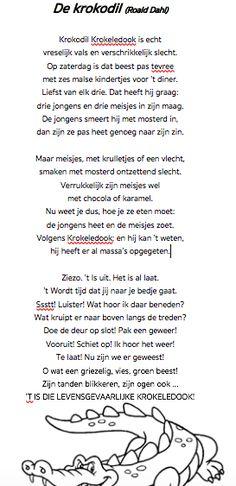 Learn Dutch, Languages, Spelling, Drama, Let It Be, Halloween, Learning, School, Crocodile