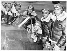 The Tuskegee Airmen were the first African-American military aviators in the United States armed forces. During World War II, African Americans in many U.S. states were still subject to the Jim Crow laws. The American military was racially segregated, as was much of the federal government. The Tuskegee Airmen were subjected to racial discrimination, both within and outside the army. Despite these adversities, they trained and flew with distinction.