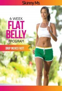 Our 6 Weeks Flat Abs Program will transform your belly in just six weeks of workouts that will challenge and motivate you.