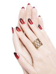 Christian Louboutin's new nail art polish for the underside of your nails