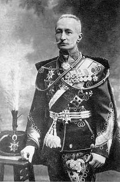 Alexei Brusilov (1853-1926), the most successful of the Russian generals in WWI. He commanded the Eighth Army in Galicia when the war broke out; in 1916, he was appointed commander of the Southwest Front, an army group (March 1916). In June, his offensive thrust took the Russians to the Carpathian foothills, wreaking fatal consequences on the effectiveness of the Austro-Hungarian army.