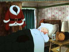 Father Christmas Raymond Briggs Full Animation