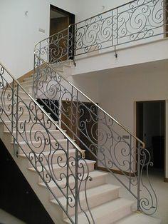 Garde Corps Escaliers | Ste ma inox | ma-inox | Inox | fer forgé | Aluminium - Part 2