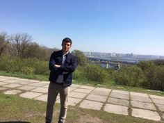 Eray Önler photos from different side of the world. Kiev Ukraine, Look Older, Mens Sunglasses, Pure Products, Places, Style, Swag, Men's Sunglasses, Outfits