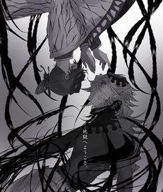 Manga Anime, Anime Demon, Anime Art, Demon Slayer, Slayer Anime, Asgore Undertale, Seven Deadly Sins Anime, Demon Hunter, Anime Couples
