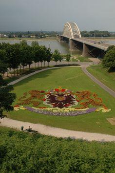 Nijmegen (Gelderland) beautiful and interesting city.