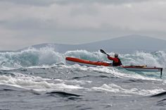 Writer and photographer Will Herman had long dreamed of circumnavigating the Shetland mainland in a sea kayak, and in an article for Sidetracked magazine he does just that. Closing Circle, A Sea, Kayaking, Scotland, Sea Kayak, Journey, Waves, Boat, Island