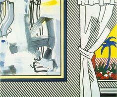 ART & ARTISTS: Roy Lichtenstein