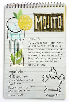 Receta cóctel Mojito - Descubre Catabox - Packs Gin Tonic y Vino - El regalo perfecto para los amantes de las cosas buenas y bonitas