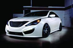 aftermarket car modification | Hyundai, aftermarket parts companies to customize 2011 Sonata, Equus ...