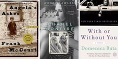 """29 Books to Read if You Love """"The Glass Castle"""" 2017 Bookbub List 