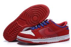 the best attitude 6672f 69280 Ireland Mens Nike Dunk Sb Low Cut Shoes Red White Blue, Price 94.00 - Air  Jordan Shoes, Michael Jordan Shoes