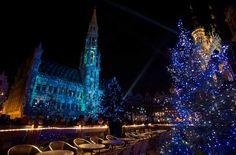Los mercadillos de Navidad en BRUSELAS y LIEJA