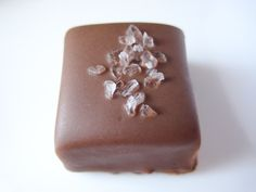 golden vanilla bean caramels - for christmas packages
