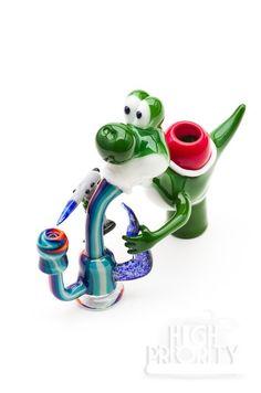 Yoshi Pipe 420 #weed
