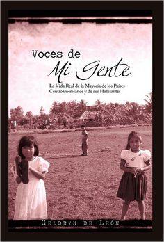 Es un libro escrito con lágrimas de nuestras gente.