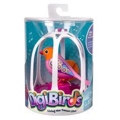 Spin Master - DigiBirds DigiBirds™ Bird With Bird Cage Dizzy