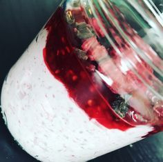 Risifrutti med smak av jordgubb, egen risifrutti, nyttigt mellanmål
