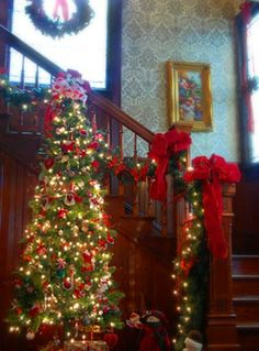 victorian christmas decorations for the home amelia island christmas at williams house bed and breakfast