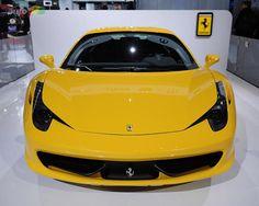 Ferrari – 2011 Detroit Autoshow wallpaper